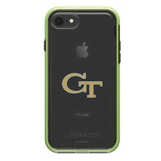 IPH-87-NF-SLA-GT-D101: FB Georgia Tech SL?M  iPHONE 8 AND iPHONE 7